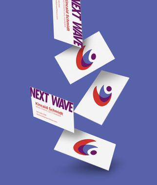 cool logo design for sport logo on business cards design