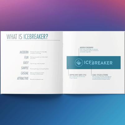 Brand Book graphic design