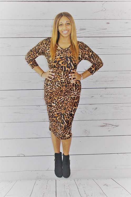 Make em Roar Dress