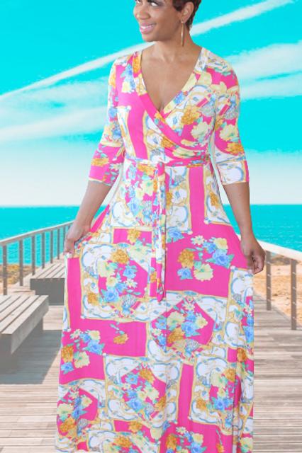 Hello Spring Maxi Dress