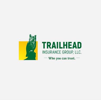 Trailhead logo design, web design, and brand identity design from clay schmidt creative