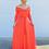 Thumbnail: Orange Kiss Maxi Dress