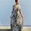 Thumbnail: Leopard Twist Maxi Dress