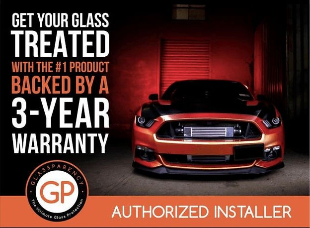 GlassParency Authorized Installer