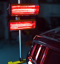 ir curing lamps