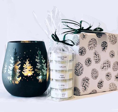 Christmas Trees XL tea light pack