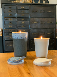 Keep Cup Candles