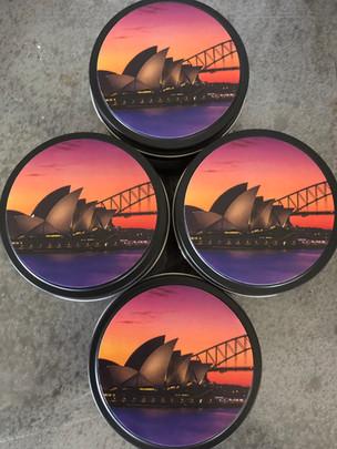 Sydney Travel Candles