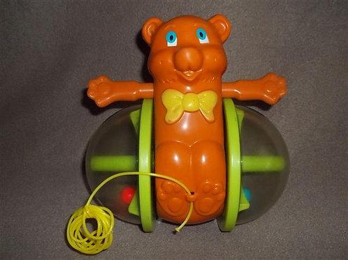 Fisher Price Bob-Along Bear(1978)