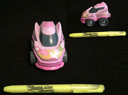 Disney Princess Car - Mini