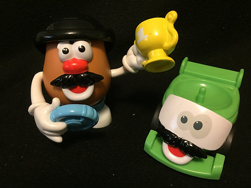 Mr. Potato Head Little Taters Big Adventures
