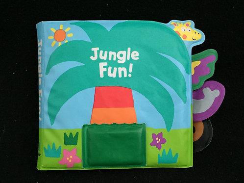 Alex Toys: Jungle Fun! Bath Book