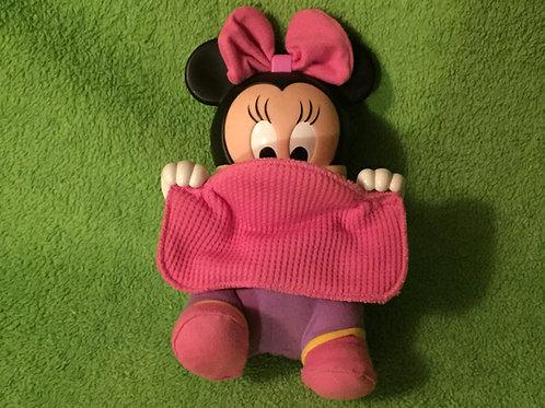 Minnie mouse peek a boo