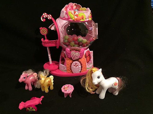 My Little Pony Ponyville Feature Playset #1