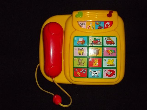 Megcos Interactive Musical Phone