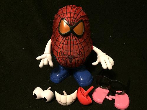 Mr. Potato Head Spiderman Spud Figure