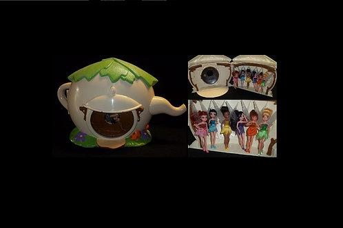 Disney Tinker Bell Glow Tea House Playset