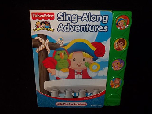 Sing-Along Adventures: Little Pop-Up Songbook