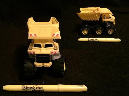Matchbox Real Talking Rocky the Robot Truck-Mini