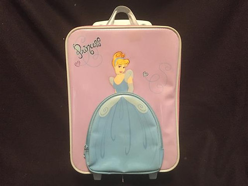 Disney Cinderella Soft Sided Rolling Suitcase