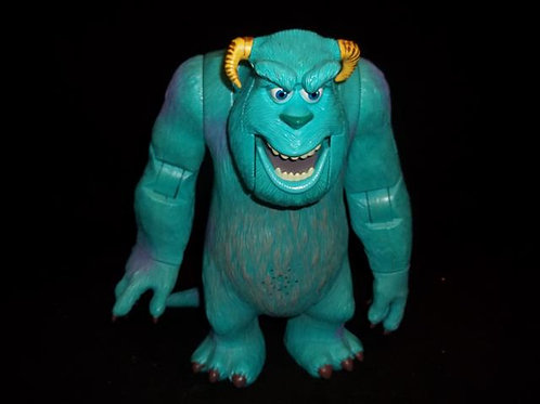 """MONSTERS INC - SUPER SCARE SULLEY 10"""" Talking"""