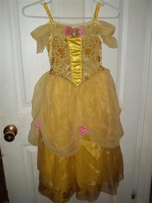 Disney Store Belle Beauty & The Beast Dress Up