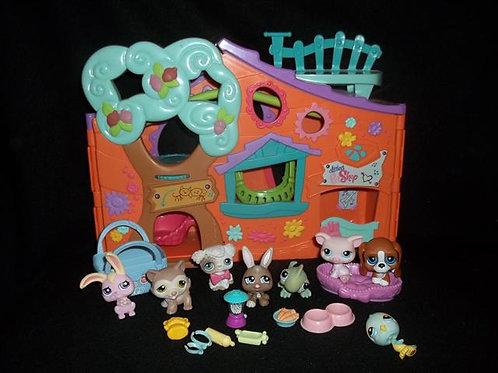 Littlest Pet Shop Clubhouse Lot #02