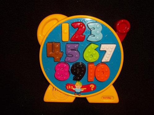 Mattel See & Say Numbers