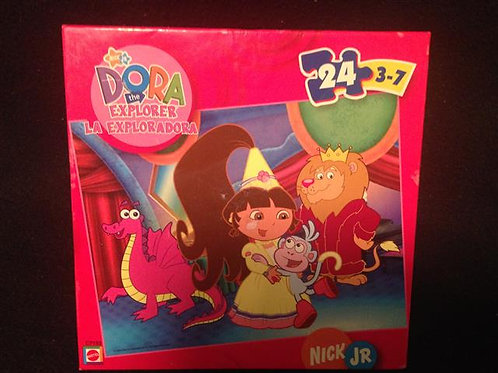 Dora the Explorere 24 Piece Puzzle ages 3-7