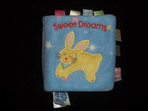 Sweet Dreams Taggies book