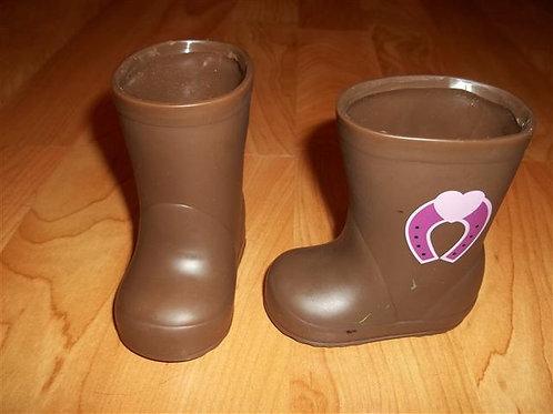 "Battat 18"" doll Shoes - Brown"