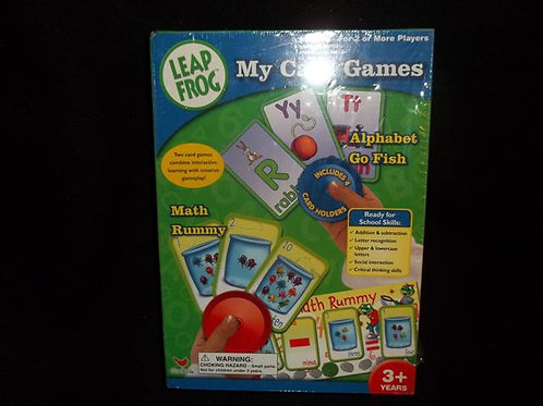 Leapfrog My Card Game *NEW