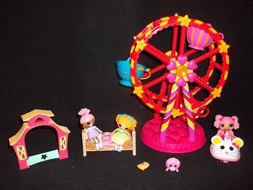 Mini Lalaloopsy Playset Ferris wheel set