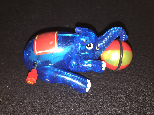 Wind-Up Spinner - Eddie the Elephant