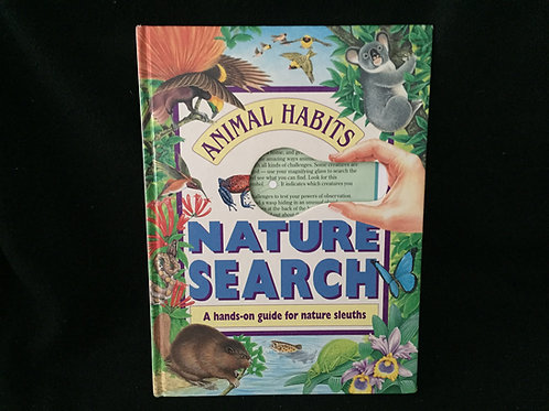 Animal Habits (Nature Search) [Hardcover]