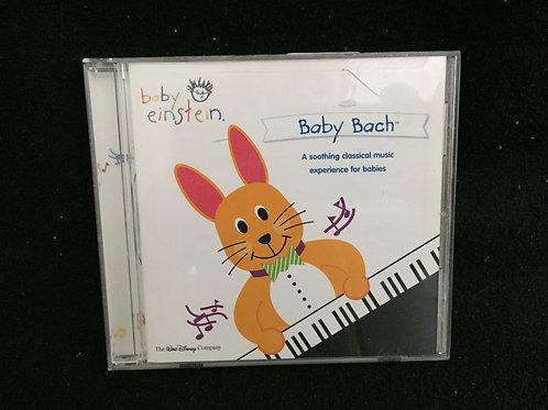 Baby Einstein CD Baby Bach Music CD