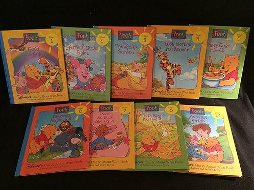 Disney Pooh Book Set