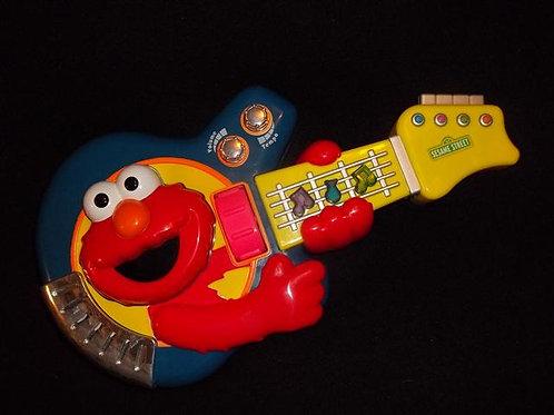 Fisher-Price Sesame Street Jam with Elmo Guitar
