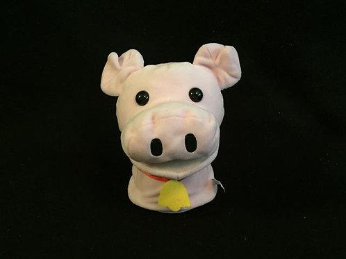 Childcraft Pig Puppet -