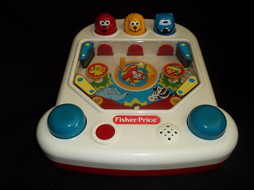 Playskool Pop 'n Pinball (1992)