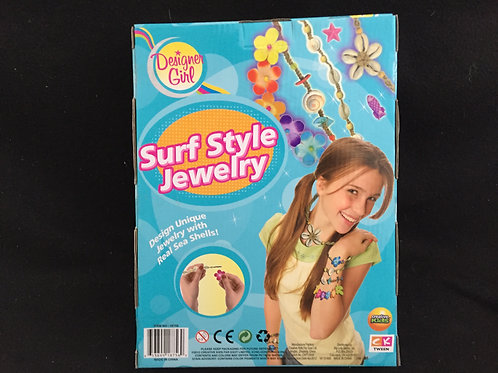 Creative Girl Surf Style Jewelry Design Kit*NEW