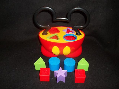 Disney Mickey Mouse Clubhouse Shape Sorter