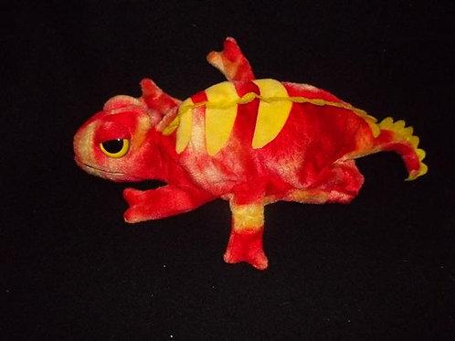 Caltoy Lizard Puppet -