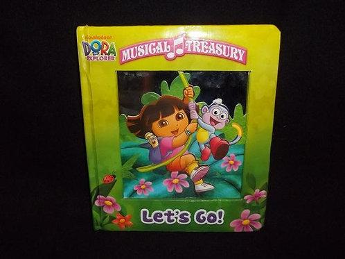 Nickelodeon Dora the Explorer: Let's Go!