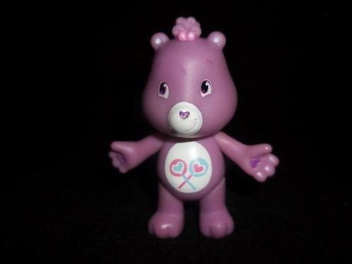 "Care Bear Cuties Share Care a Lot Bear 2.5"""