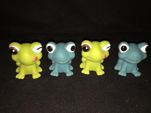 Bath / Water toys Frog Set