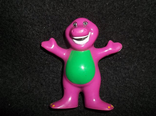 "Barney 2.5 "" Figure or cake topper (1999)"