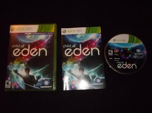 Child of Eden XBOX 360/KINECT