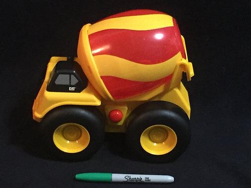 Toy State Caterpillar Preschool Lightning Load: Cement Mixer