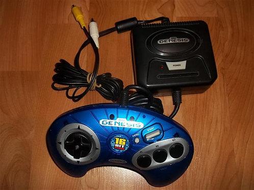 Play Sega on any standard TV set with this plug